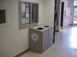 Carrington Hall Recycling