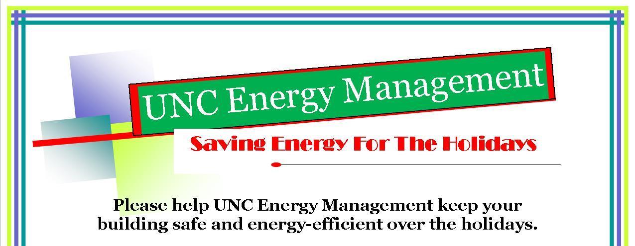 Holiday Energy Saving Tips