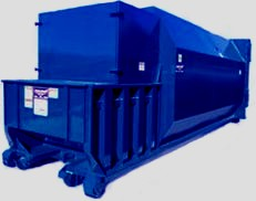 Blue Compactor