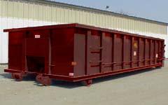 Rolloff Container - 20-yard