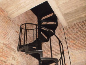 Bell Tower Stairs