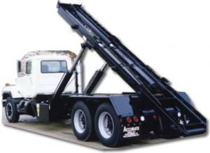 Rolloff Truck