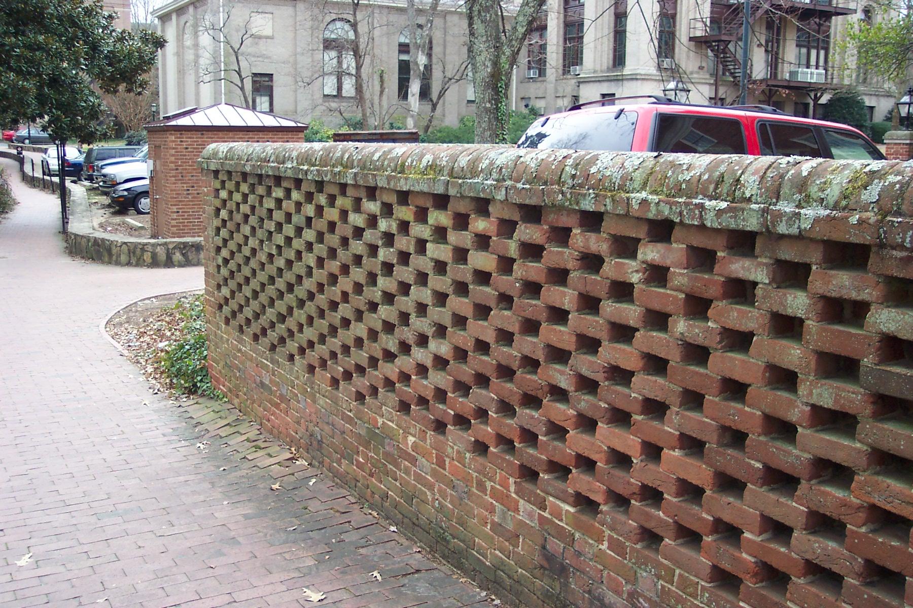 Screen Walls - Facilities Services