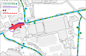 Bus Detour and Alternate Stops
