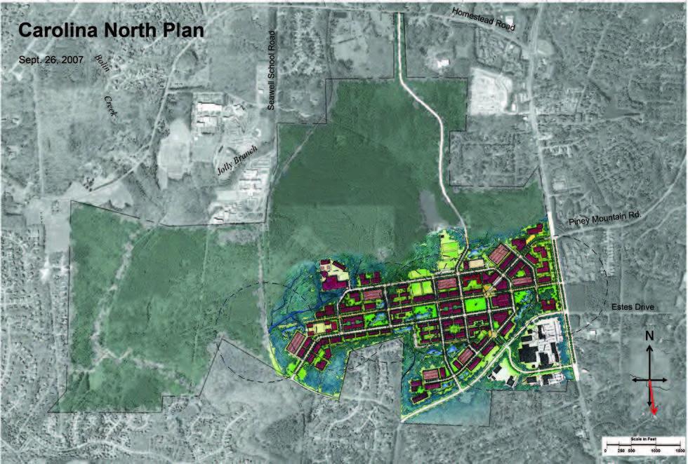 Carolina North Plan