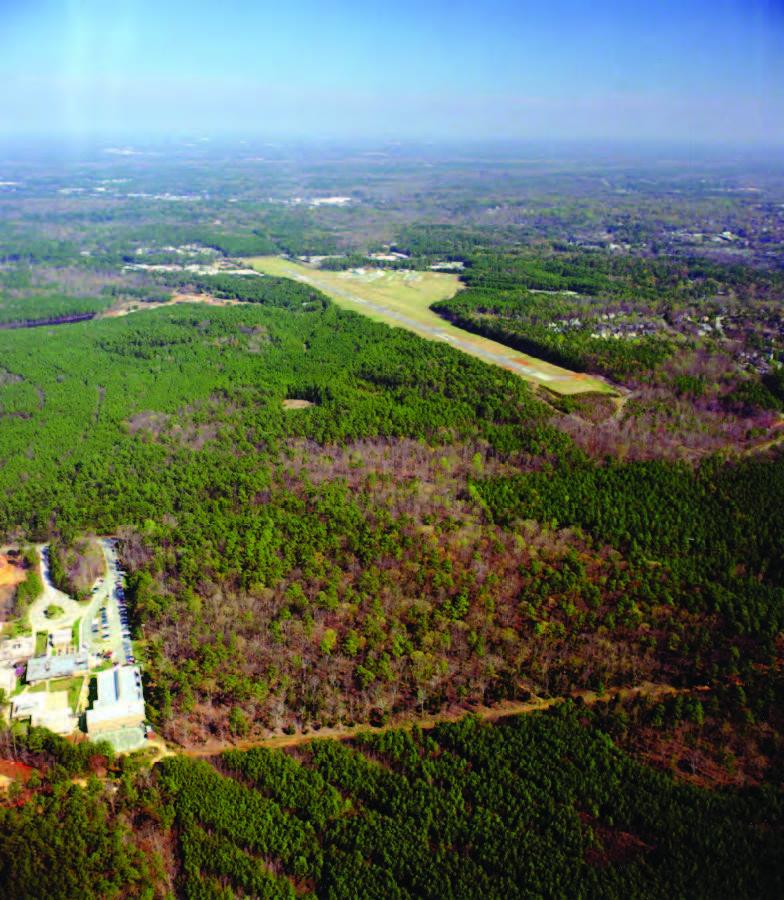 Existing Carolina North Site