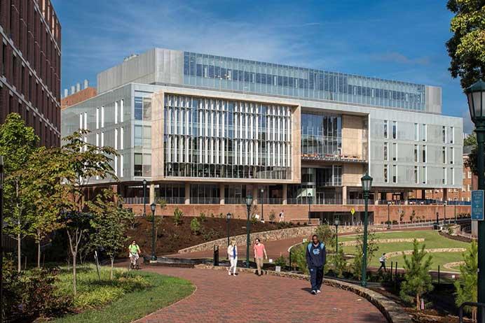 Genome Sciences Building