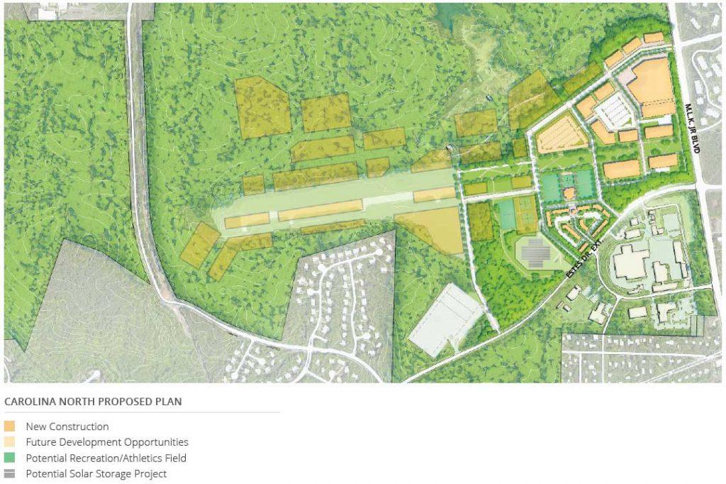 Carolina North Proposed Plan
