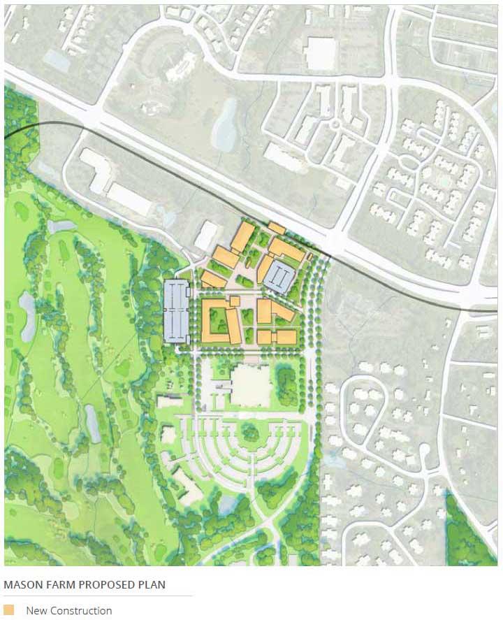 Mason Farm Proposed Plan