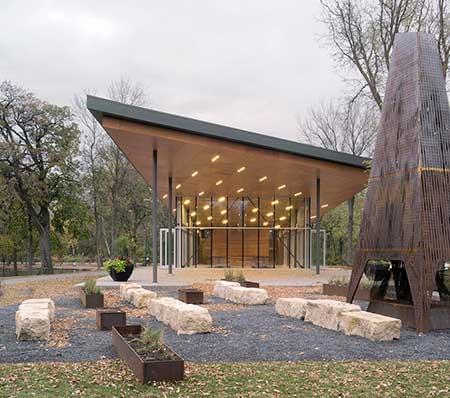 St. Vital Park Pavilion